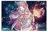 ブシロード ラバーマットコレクション Vol.752 プリンセスコネクト!Re:Dive『マホ』