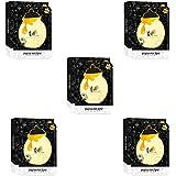 Papa Recipe Bombee Black Honey Mask Pack (10sheets X 5) パパレシピ ボムビー ブラックハニー マスクパック (10sheets X 5)