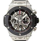 ウブロ HUBLOT ビッグバン ウニコ チタニウム セラミック 411.NM.1170.NM 新品 腕時計 メンズ (W156392) [並行輸入品]