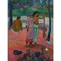 Gauguin The Call Art Print Canvas Premium Wall Decor Poster Mural 壁 デコ ポスター