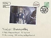 【Amazon.co.jp限定】ヴァイオレット・エヴァーガーデン 4 (全巻購入特典:「LPサイズディスク収納ケース」引換シリアルコード付) [ VI...