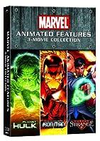 Planet Hulk/Dr. Strange/The Invincible Iron Man (3-Movie Collection)【DVD】 [並行輸入品]