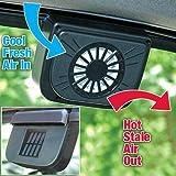 [オートクール]Autocool Solar Power Car Fan LYSB005NKO3D2-TOYS [並行輸入品]