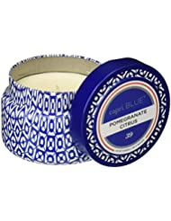 Aspen Bay 9 oz Travel Tin - Pomegranate Citrus by Aspen Bay