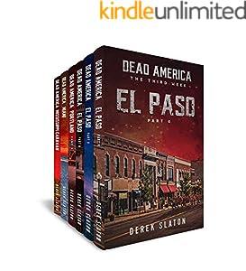 Dead America:  The Third Week Box Set Books 1-6 (Dead America Box Sets Book 5) (English Edition)