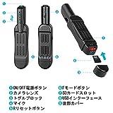 小型カメラ 隠しカメラ スパイカメラ 隠しカメラ クリップペン型 1080P 1200万画素 5.5時間連続録画 充電しながら録画可能 32GB対応連続稼働 ウェアラブル TV OUT 日本語取説書 画像