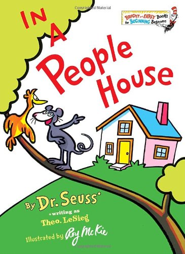 In a People House (Bright & Early Books(R))の詳細を見る