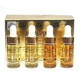 [ベルガモ] Bergamo/ラグジュアリーゴールドコラーゲン&キャビアリンクルケアアンプルセット13ml * 4ea/Luxury Gold Collagen & Caviar Wrinkle Care Repair Ampoule Set 13ml * 4ea/韓国化粧品/Korean Cosmetics [並行輸入品]