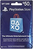 PlayStation Store Gift Card $50 (輸入版