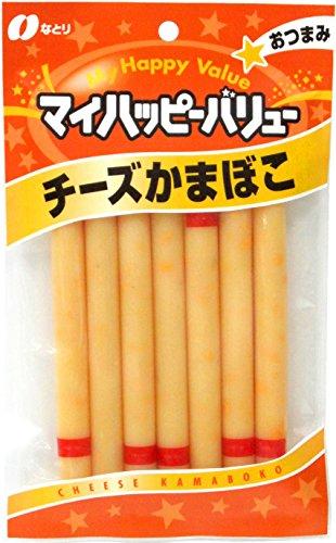 マイハッピーバリュー チーズかまぼこ 119g