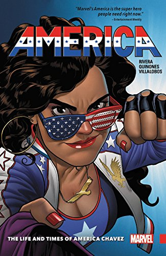 America Vol. 1: The Life and Times of America Chavez