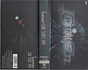 LIVE SCALE 1997 アイスマン [VHS]