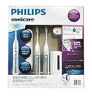 フィリップス 電動歯ブラシ ソニックケア フレックスケアープラス プレミアム コレクション HX6962/76