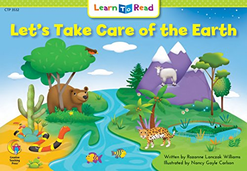 Let's Take Care of Earth (Emergent Reader Science; Level 2)の詳細を見る