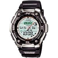 [カシオ]CASIO 腕時計 スポーツギア タイドグラフ AQW-101J-1AJF メンズ