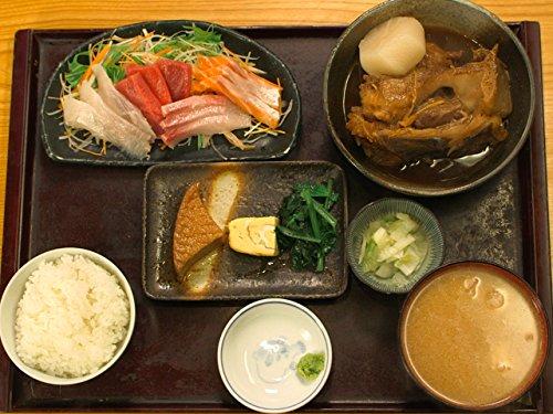 第06話「東京都目黒区大岡山の九絵定食となめろう冷茶漬け」