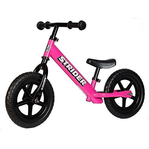 STRIDER(ストライダー) 12 クラシック バランスバイク18ヶ月から3歳に最適 ピンク [並行輸入品]