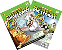 My Little Book of Big Stories, Grades K - 2 (Two-in-One Fun!)