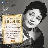 Victoria De Los Angeles: The Voice of an Angel by Victoria De Los Angeles (2008-10-28)
