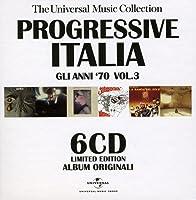 Vol. 3-Universal Music Collection: Progressive Ita