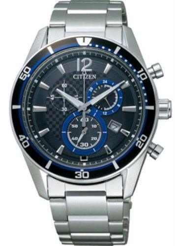 [シチズン]CITIZEN 腕時計 ALTERNA オルタナ Eco-Drive エコ・ドライブ クロノグラフ VO10-6741F メンズ