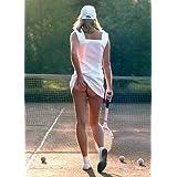 Tennis Girl テニスガール ポストカード