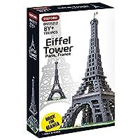 [オックスフォード] Oxford Brick for Mania エッフェル塔パリ、フランス (Eiffel Tower Paris, France) #BM35212 ビルディングブロックセット1993pcs, 限定版 (8歳以上の) [海外直送品]