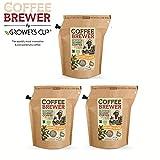 COFFEE BREWER(コーヒーブリューワー) コーヒーEthiopia(エチオピア)3個セット