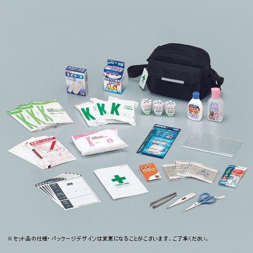 コクヨS&T 救急用品セット<防災の達人>(少人数タイプ) DRK-QS1D