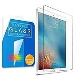 MS factory iPad Pro 10.5 インチ ブルーライト カット 90% ガラスフィルム 液晶保護 ガラス フィルム 強化ガラス アイパッド プロ ラウンドエッジ 90日 保証 FD-IPDP10-BLUE-AB