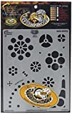 Artool Freehand Airbrush Templates Steam Punk Fx Template - Gear Drives [並行輸入品]