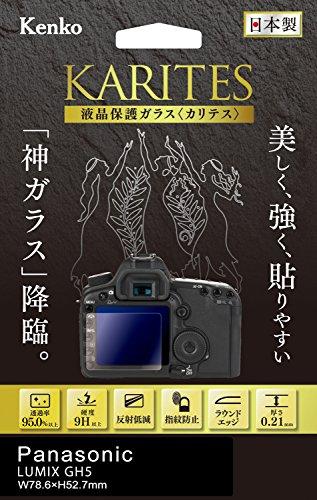 Kenko 液晶保護ガラス KARITES Panasoni...