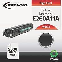 ivr260X–トナー、Lex e260X、HY、BK