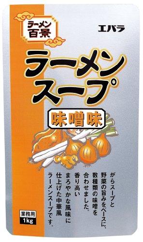 ラーメンスープ 味噌味 1Kg