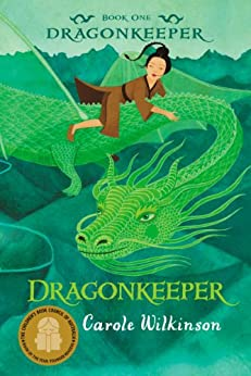 Dragonkeeper 1 by [Wilkinson, Carole]