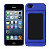 Bluevision OsaifuSlim for iPhone 5 プレアデスダイレクト限定品 Indigo Blue