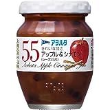 アヲハタ55 アップル&シナモン(レーズン入り) 150g