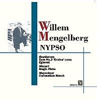 Mozart: Magic Flute by WILLEM NYPSO / MENGELBERG