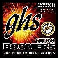 ghs エレキギター弦 Guitar BOOMERS/ギター・ブーマーズ ローチューン用 11-53 GB-LOW
