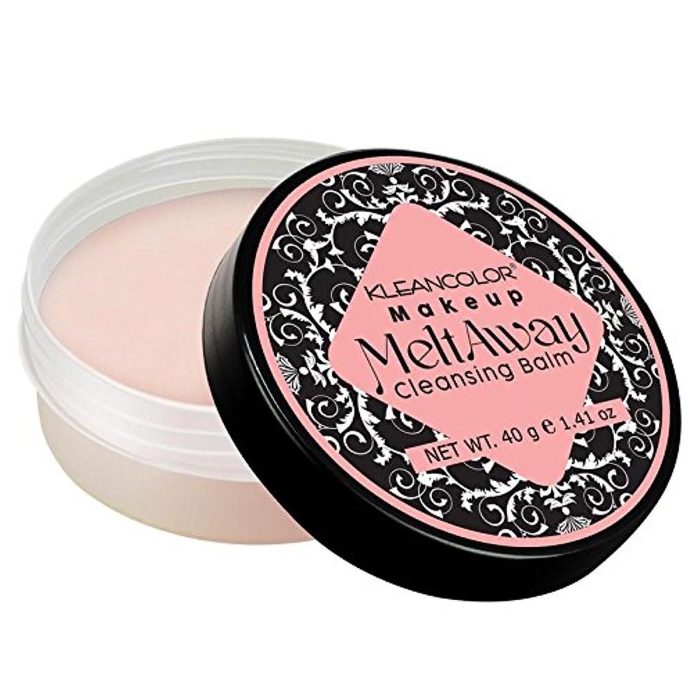 赤面フィッティング急襲(3 Pack) KLEANCOLOR Makeup Meltaway Cleansing Balm (並行輸入品)