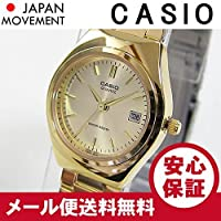 CASIO(カシオ) LTP-1170N-9A/LTP1170N-9A ベーシック アナログ ゴールド キッズ・子供 かわいい! レディースウォッチ チープカシオ 腕時計 [並行輸入品]