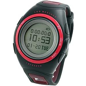 [LAD WEATHER]ラドウェザー 心拍数 赤外線 運動不足/高血圧/ダイエット/貧血/脈拍数 腕時計