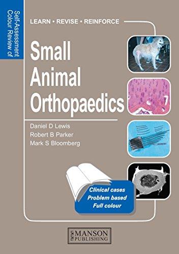 Small Animal Orthopaedics: Self-Assessment Color Review (Veterinary Self-Assessment Color Review Series) (English Edition)