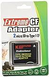 Best Komputerbay CFカード - Komputerbay 2 MicroSD to CompactFlash アダプタ 高速 Micro Review