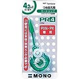 トンボ鉛筆 修正テープ MONO モノPXNカートリッジ PR4 10個 CT-PR4-10P