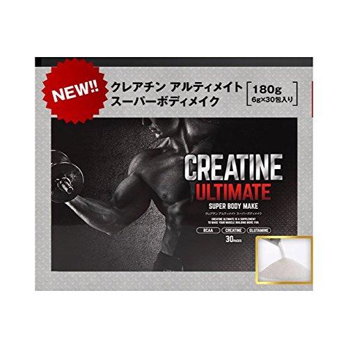 クレアチン アルティメイト スーパーボディメイク BCAA CREATINE 180g