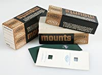 Minox透明度マウントヴィンテージ元withボックス、2のセット、合計100、新しい