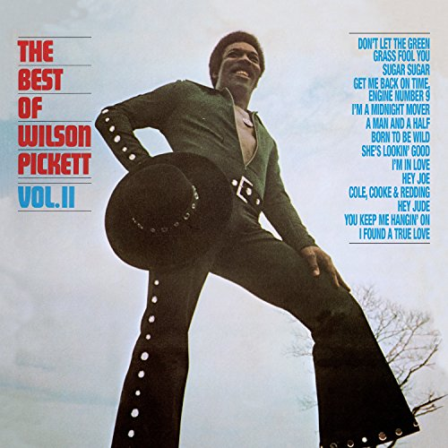 Best of Wilson Pickett 2 [Analog]