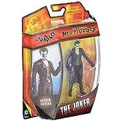 DCコミックス マルチバース バットマン:アーカムオリジンズ 3.75インチ ベーシックフィギュア ジョーカー / DC COMICS MULTIVERSE BATMAN : ARKHAM ORIGINS THE JOKER【並行輸入品】