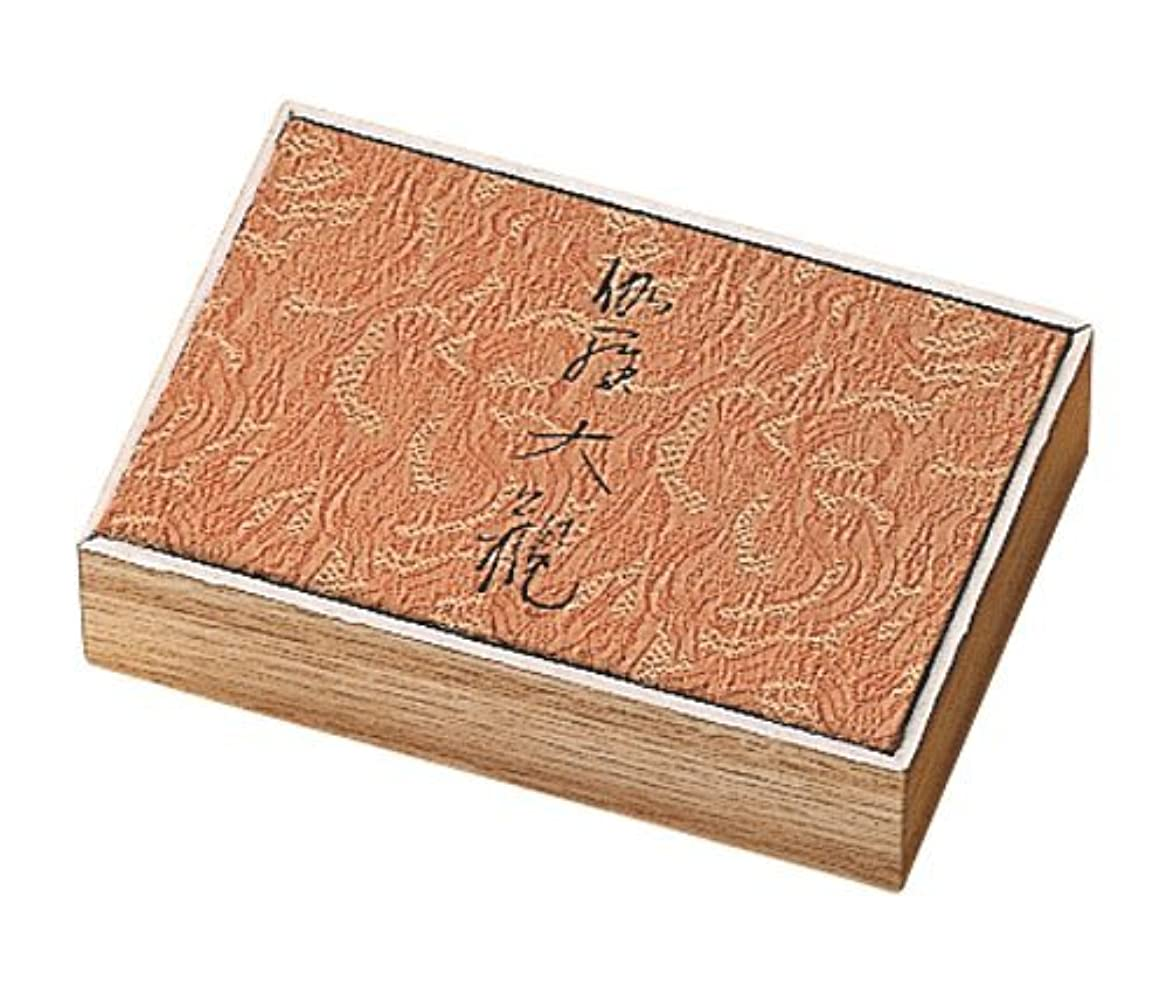 置換反響する均等に香木の香りのお香 伽羅大観 スティック120本入